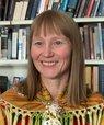 Picture of interview Associate Professor in Sami literature in Norway